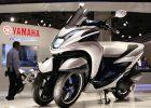 Yamaha roda tiga