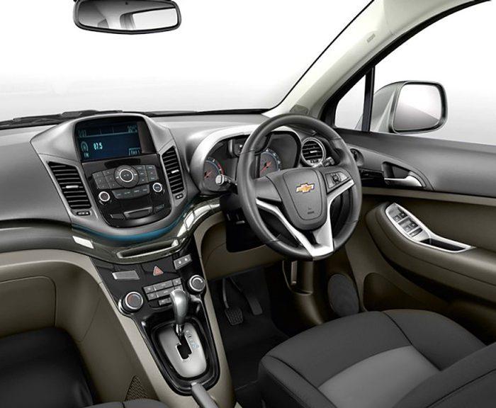Chevrolet Orlando_1