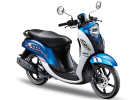 Yamaha Fino 125 Blue Core_ 1