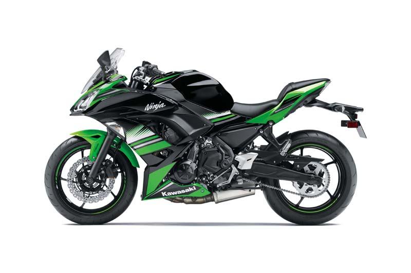Review Spesifikasi & Harga New Kawasaki Ninja 650 SE