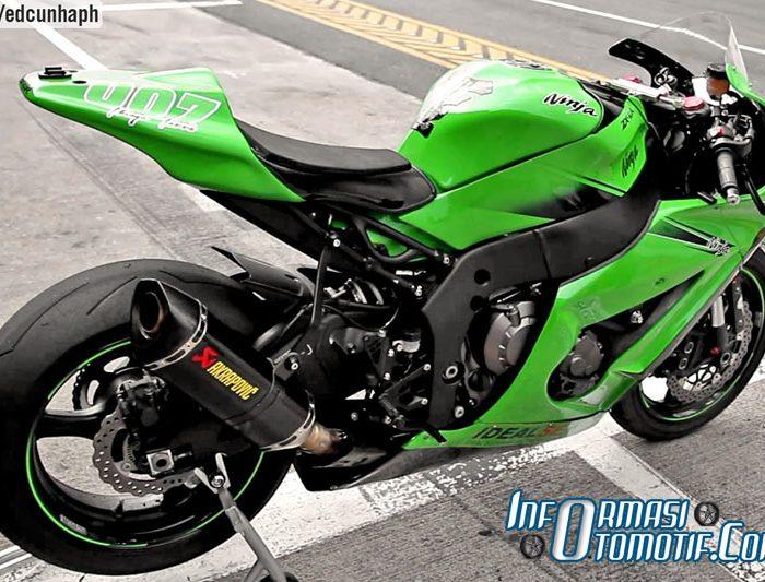 Kawasaki ZX–10R