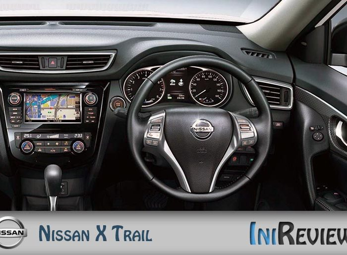 Nissan-X-Trail-Interior