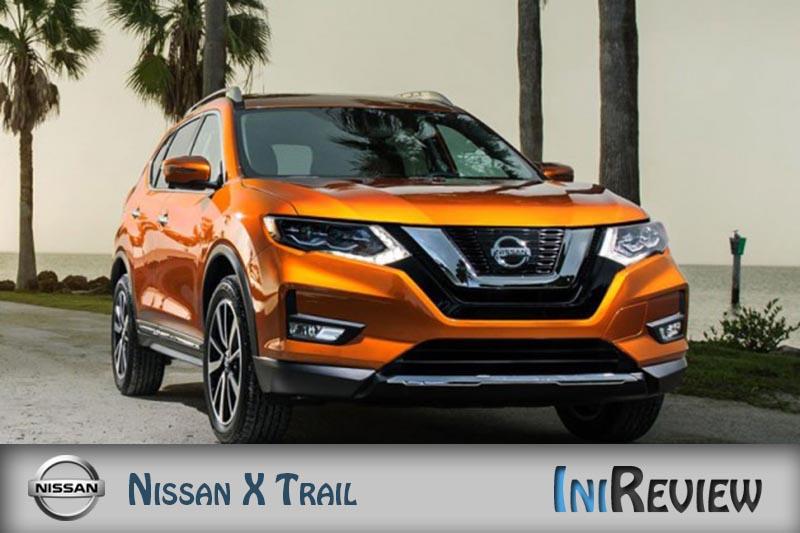 Nissan X trail Terbaru