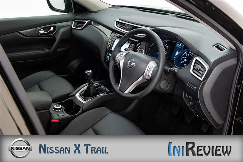 Nissan x trail mobil suv nyaman