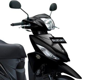 Suzuki Address Black Predator_1
