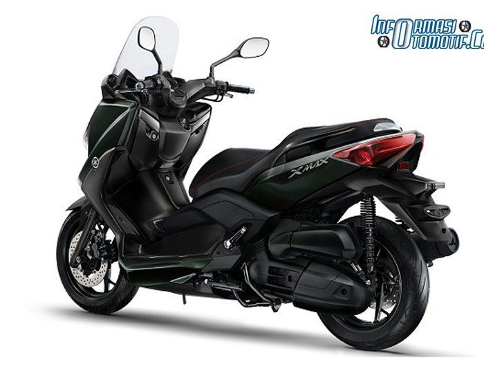 Yamaha X MAX-125 2017 GAMBAR