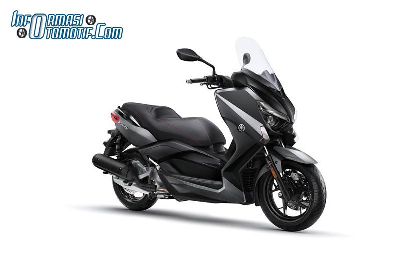 Yamaha X MAX-125 terbaru