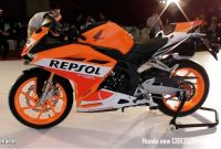 cbr250RR limited edition