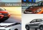 mobil FWD