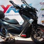 Yamaha Nmax YRFI Limited Edition