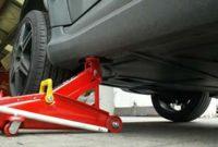 tips aman mendongkrak mobil