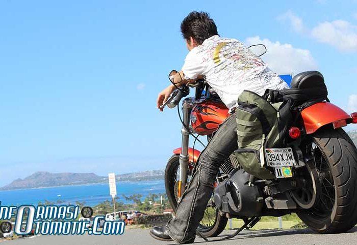 tips cek motor sebelum touring