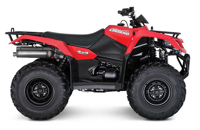 ATV Suzuki utility Sport