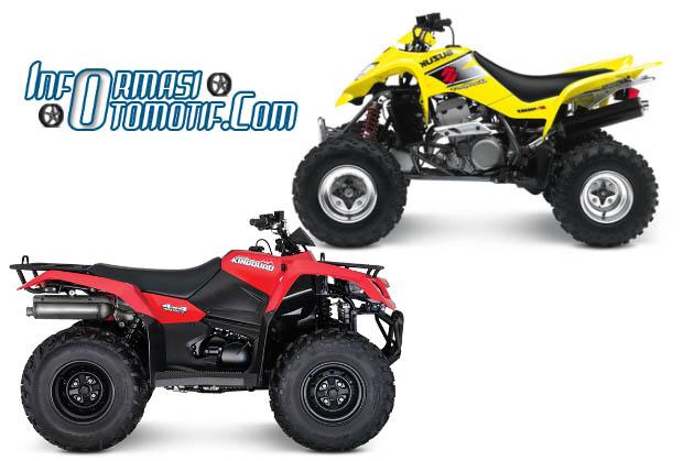 harga ATV Suzuki