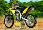 motor trail Suzuki