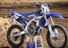 motor trail Yamaha