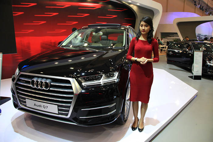 All New Audi Q7 3.0 TFSI Quattro