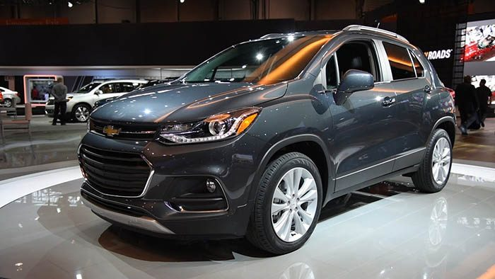 All New Chevrolet Trax