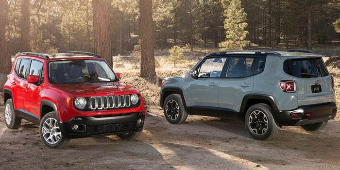 All New Jeep Renegade