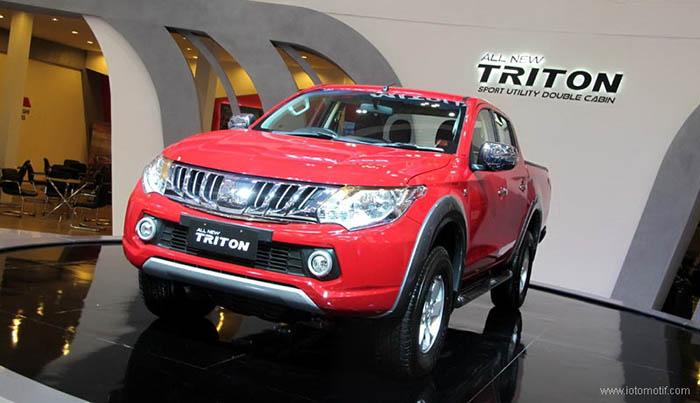 All New Mitsubishi Triton