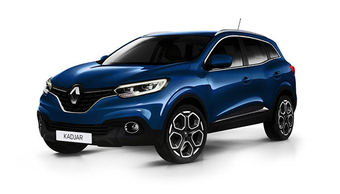All New Renault Kadjar