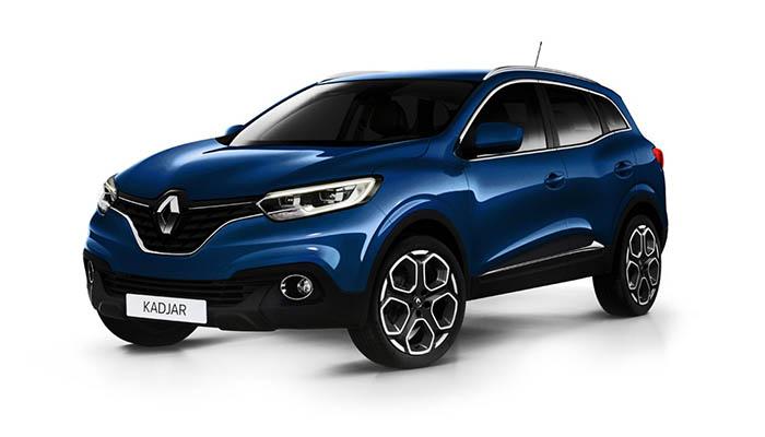 All New Renault Kadjar