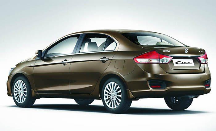 All New Suzuki Ciaz