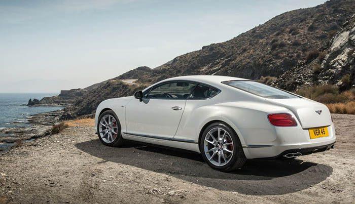 Continental GT V8 S