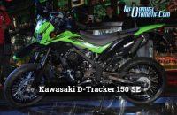 Kawasaki D-Tracker 150 SE