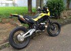 Kawasaki D Tracker 150 SE1