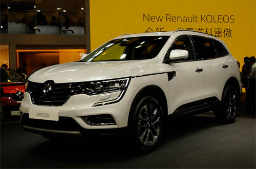 Renault New Koleos